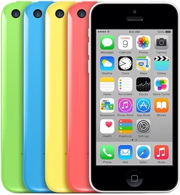 iPhone reparatie 5C