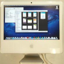 iMac 20-inch, eind 2006, inclusief Office 11