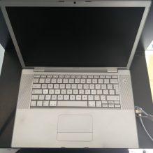 MacBook Pro 2.2 eind 2006