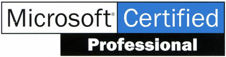 Mricrosoft Certified Professional