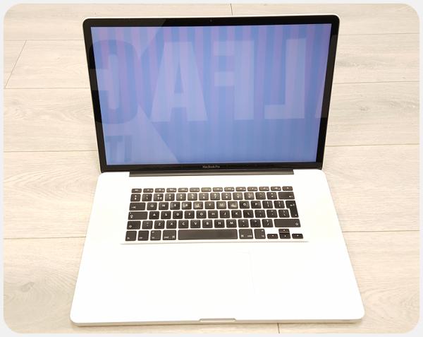 MacPro strepen in beeld-Alfacom-IT