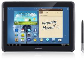 Galaxy Tab Reparatie Note 10.1 N8000